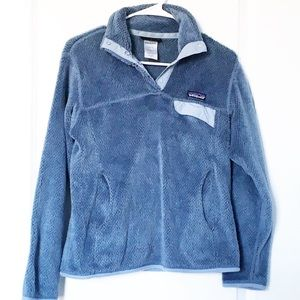 Patagonia Snap-T Fleece Pullover Blue